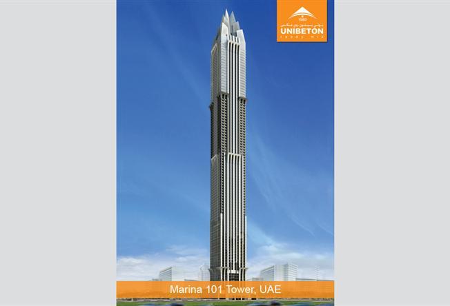 Marina 101 Tower