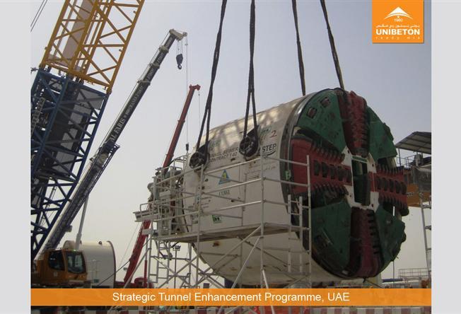 Stategic Tunnel Enchancement Programme