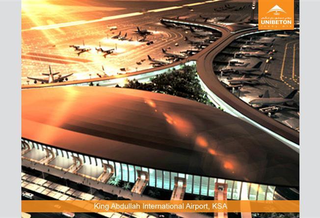 King Abdullah International Airport