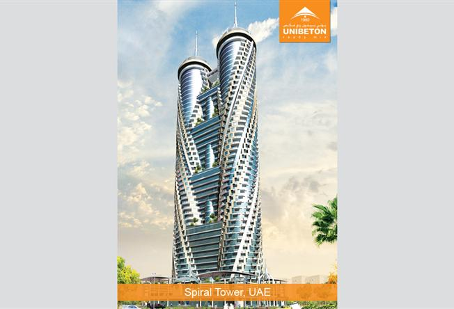 Sky Spiral Tower