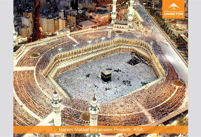 Haram Mataaf Expansion Project