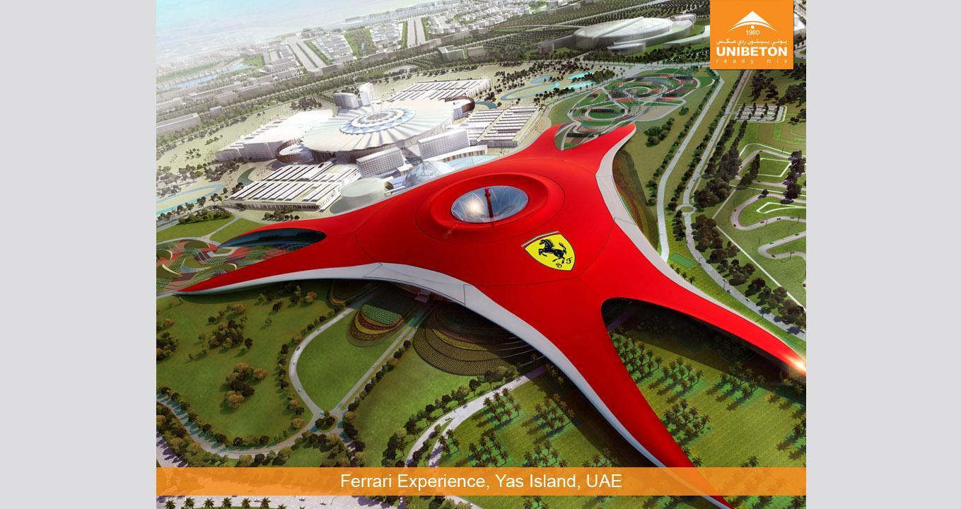 Ferrari World Yas Island